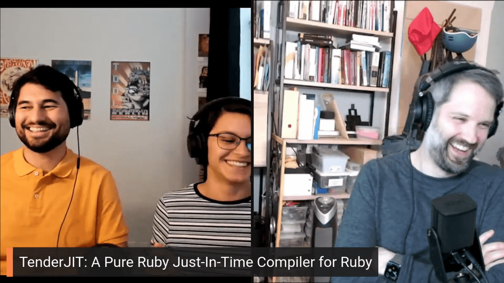Expert Session with Aaron Patterson, Ruby & Rails Core team member
